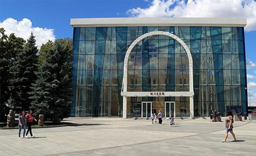 موزه ی تاریخی-خارکف