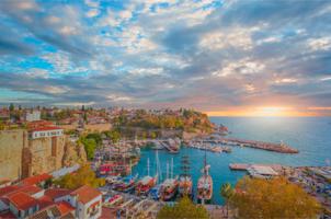 تور ترکیه آنتالیا
