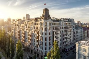PREMIER PALACE HOTEL KYIV